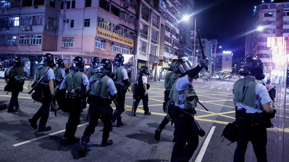 واشنطن تدعو الصين إلى الحفاظ على الحكم الذاتي الواسع لهونغ كونغ
