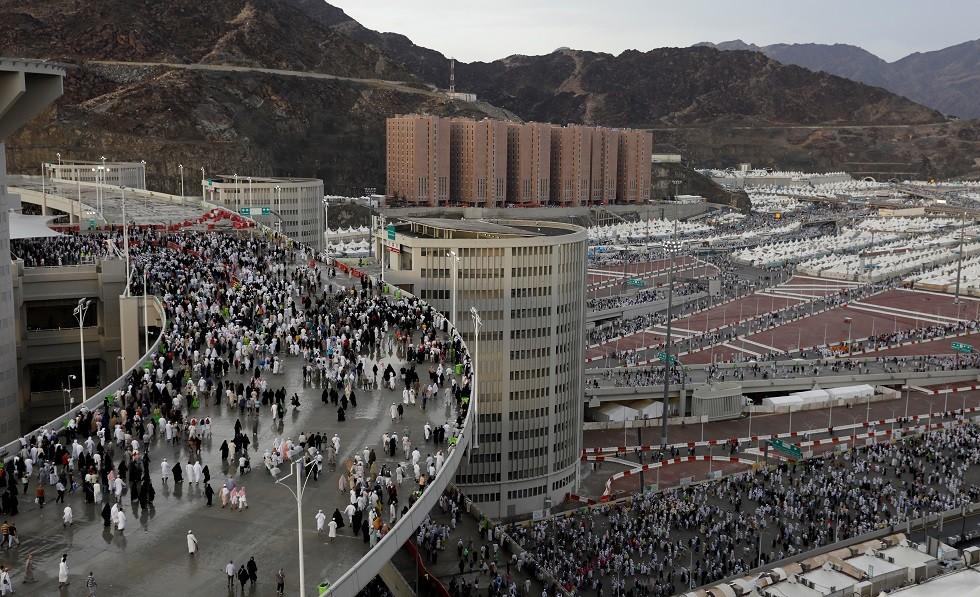 هيئة تطوير مكة تعلن نجاح خططها التشغيلية لموسم الحج