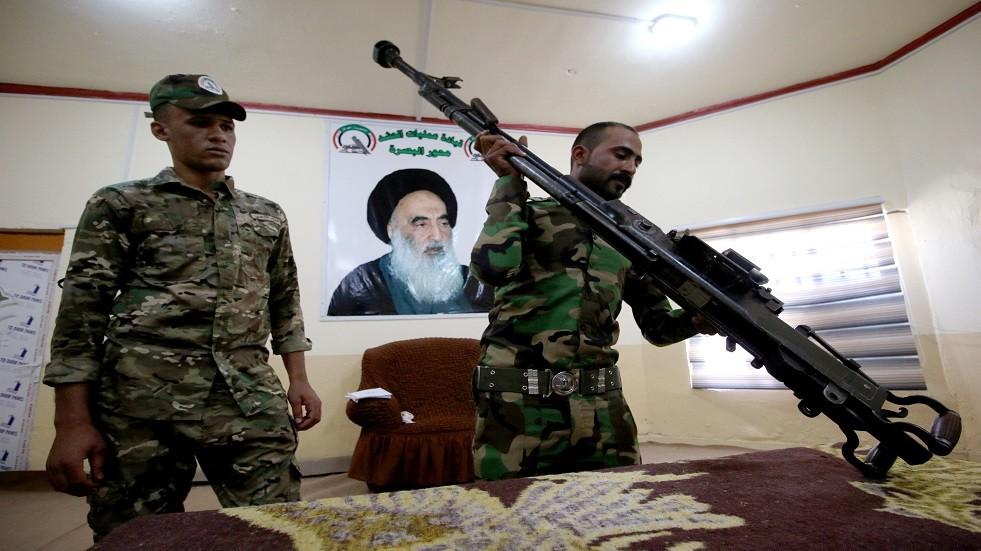 الحشد الشعبي ردا على الناصري: نرفض أي تصريح يسيء للجيش العراقي