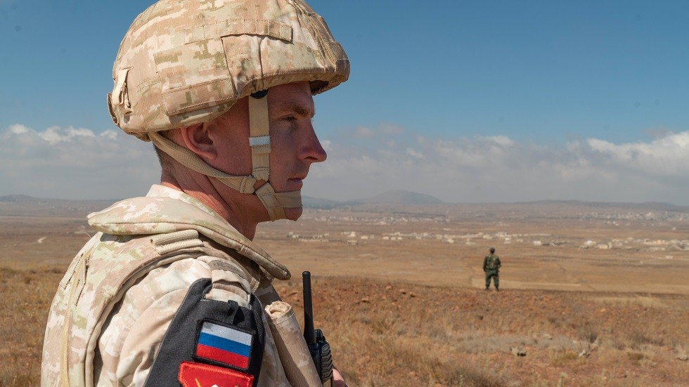 دورية مشتركة لروسيا وتركيا في تل رفعت بشمال سوريا