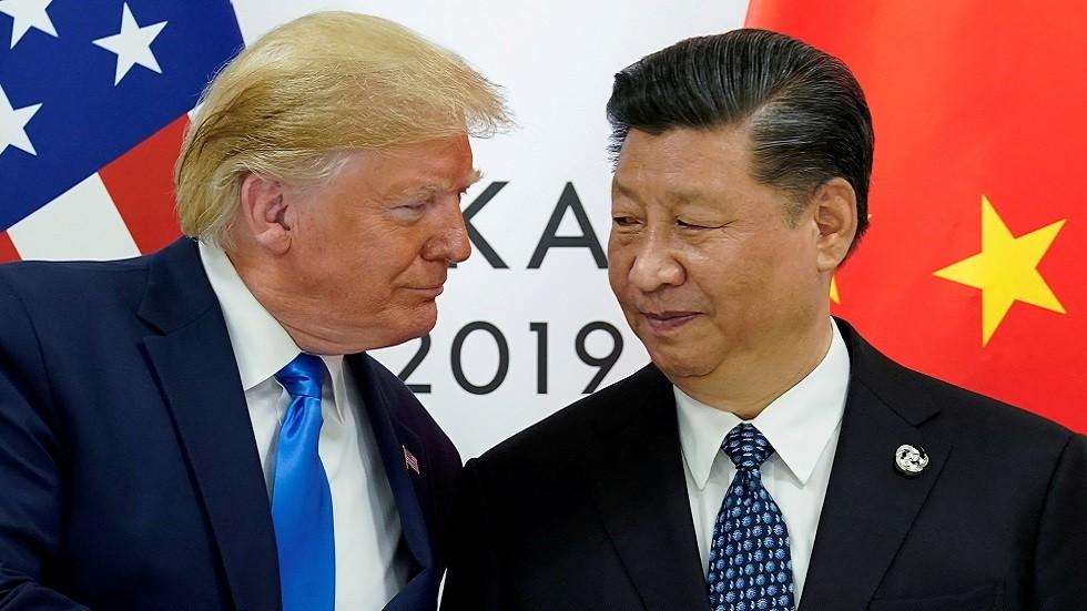 ترامب يقترح عقد لقاء شخصي مع الرئيس الصيني حول أزمة هونغ كونغ