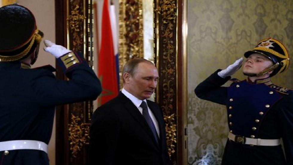 بوتين يهنئ الهند بعيد استقلالها