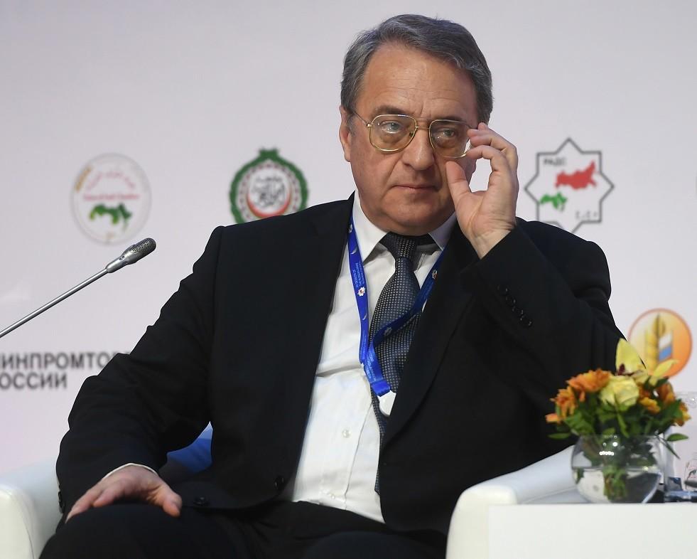 بوغدانوف يبحث مع وفد كردي الوضع في سوريا