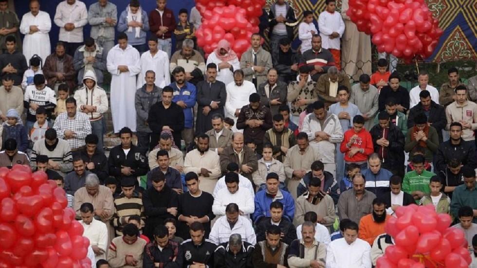 صلاة العيد في مصر