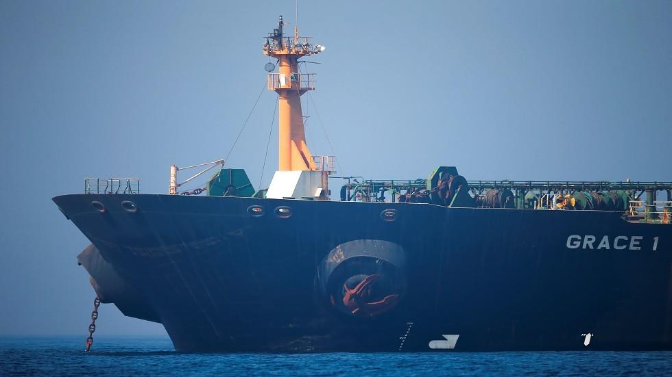 لندن: على إيران الالتزام بتعهداتها الخاصة بناقلة النفط