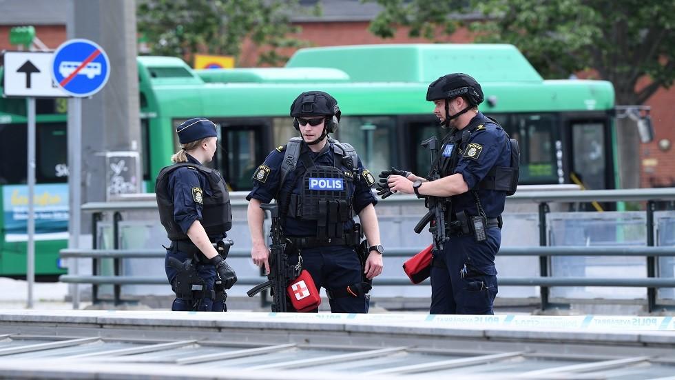 السويد تعتقل رجلا للاشتباه في تخطيطه لارتكاب