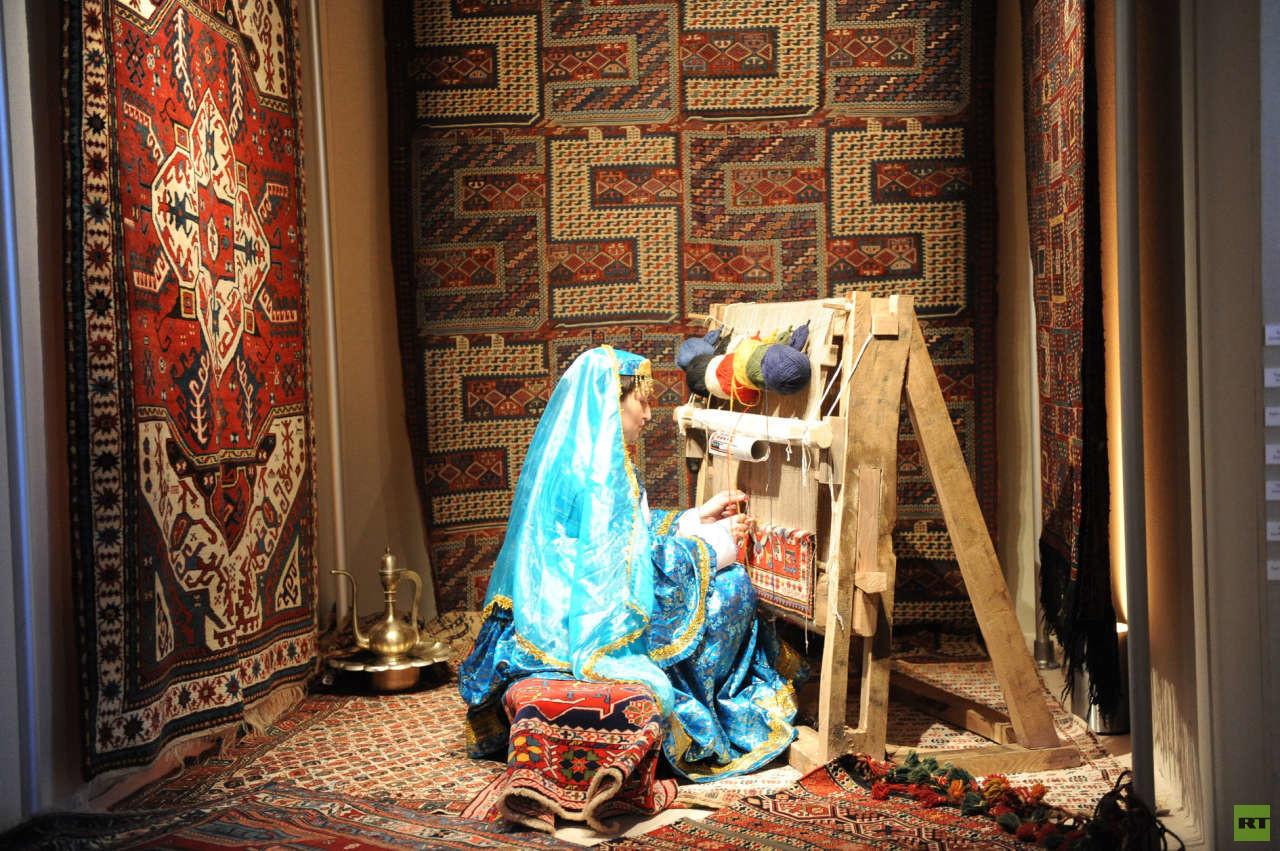 السجاد الأذربيجاني التقليدي - تميمة ووسيلة شفاء وزينة للبيت التقليدي