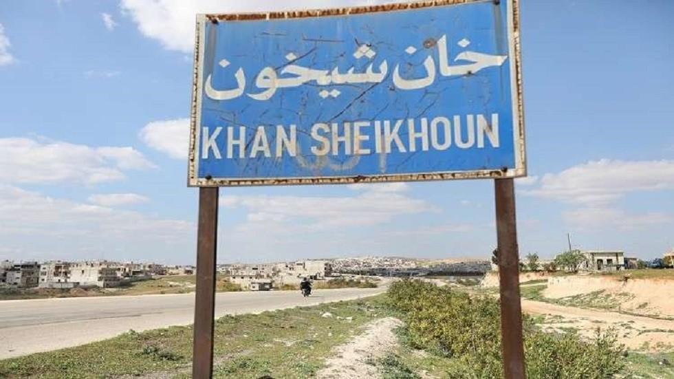 الجيش السوري يسيطر على قرى في ريف إدلب ويتقدم نحو خان شيخون