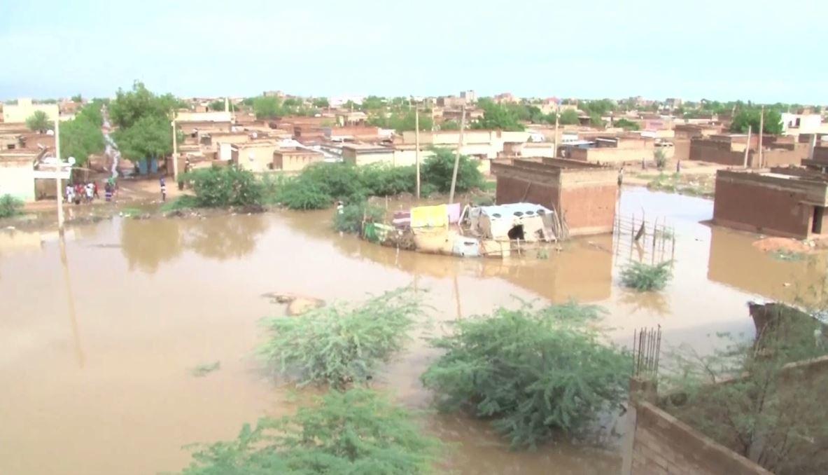 السيول والفيضانات تقتل 46 شخصا في السودان