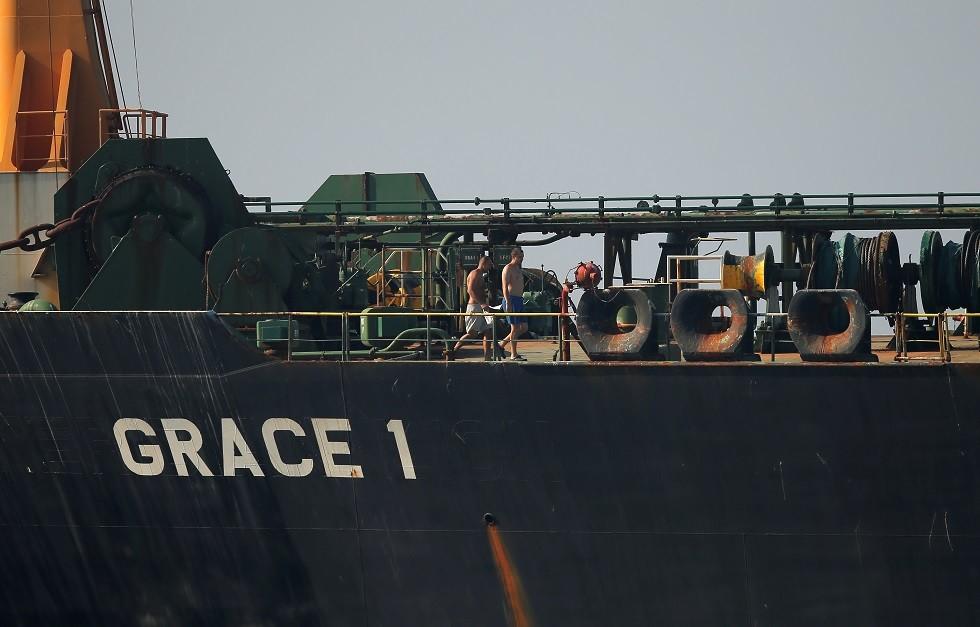 طهران تهدد واشنطن باحتجاز سفنها في هرمز