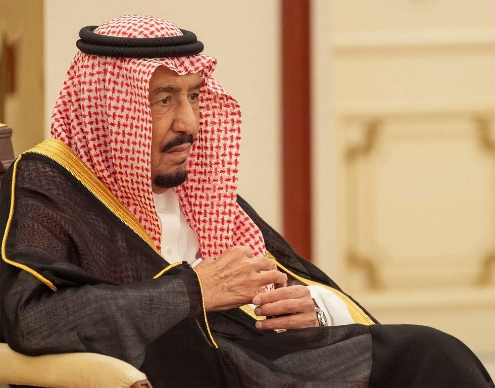 الملك سلمان يتلقى اتصالا من العاهل المغربي