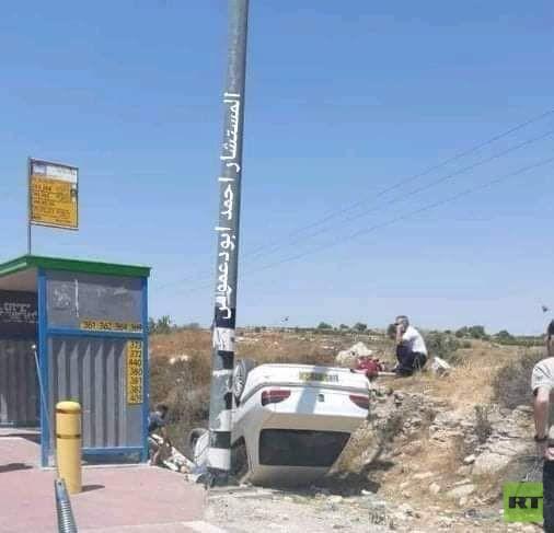 إصابة مستوطنين ومقتل منفذ عملية دهس في مستوطنة