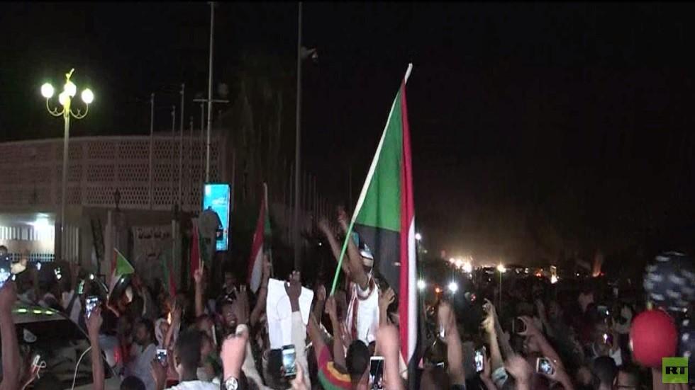 معارضة السودان تسمي ممثلي المجلس السيادي