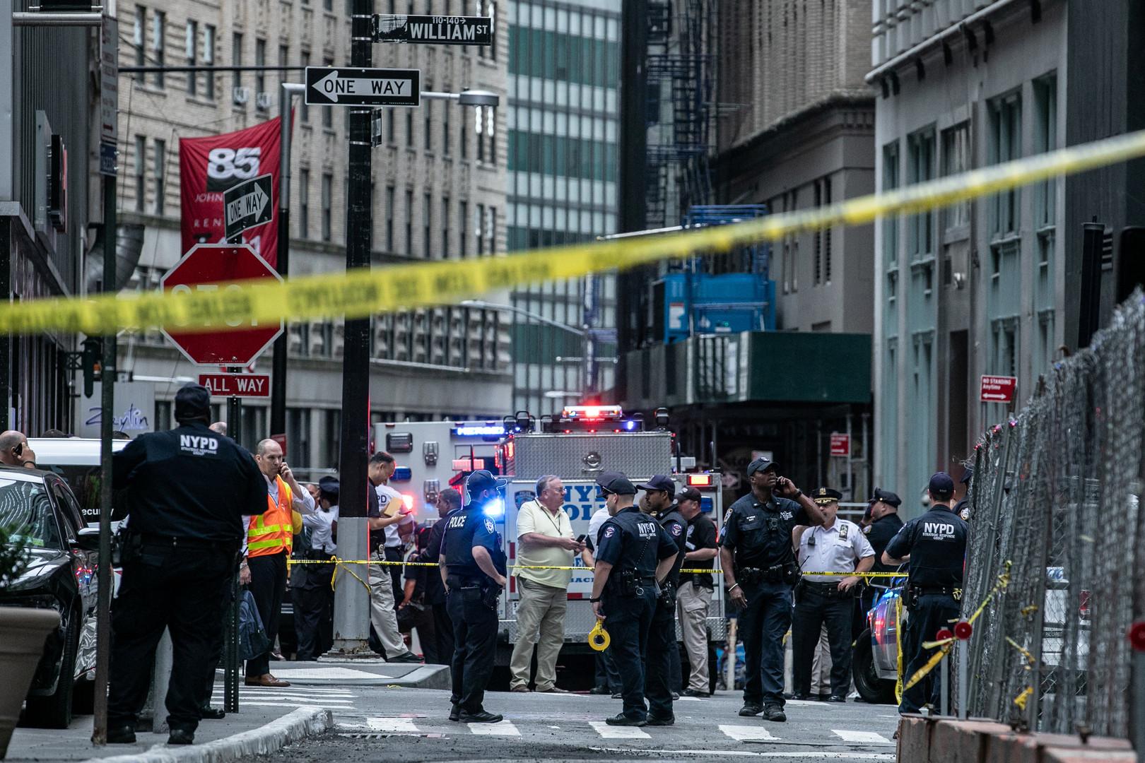 بالصور.. استنفار أمني بعد العثور على طنجرتي ضغط بمحطة مترو في نيويورك