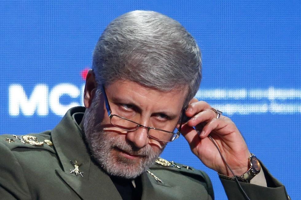 وزير الدفاع الإسرائيلي أمير حاتمي