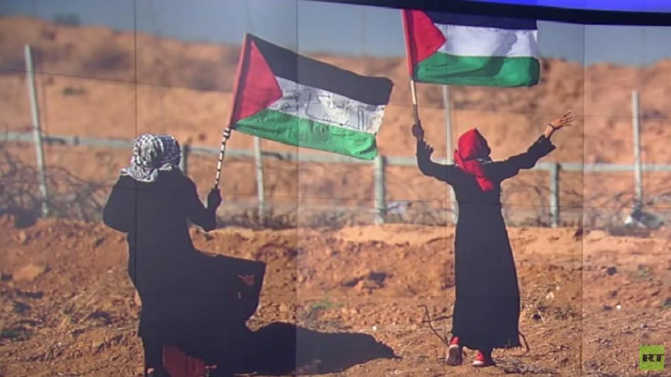 إصابة عشرات الفلسطينيين في قطاع غزة
