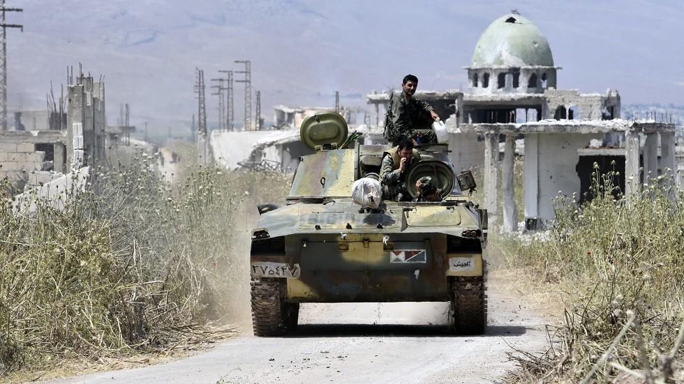 فرنسا تدعو إلى إنهاء القتال في إدلب السورية