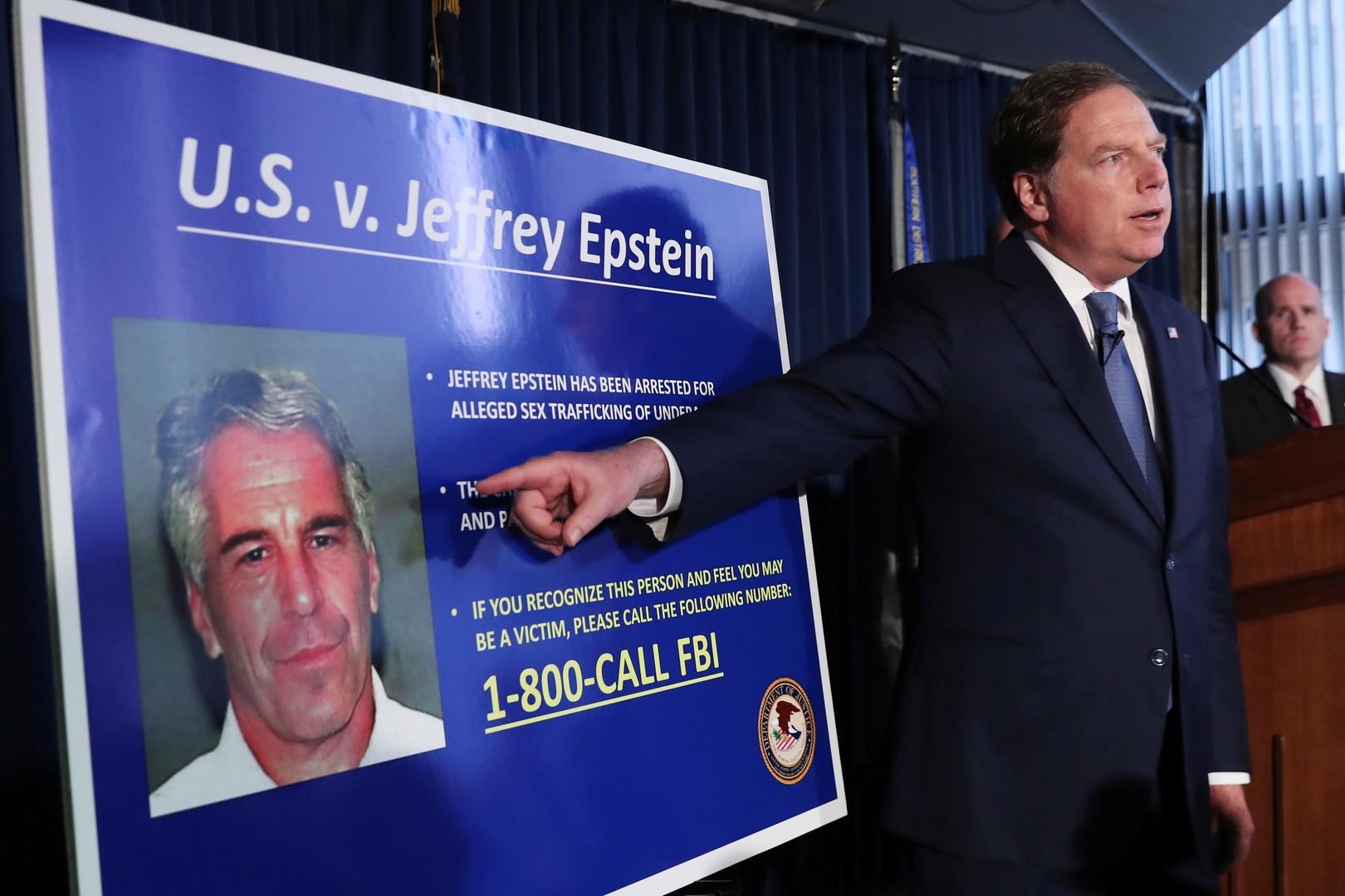 الطب الشرعي يكشف سبب وفاة الملياردير الأمريكي جيفري إبشتاين في زنزانته