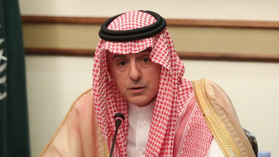 وزير الشؤون الخارجية السعودي عادل الجبير