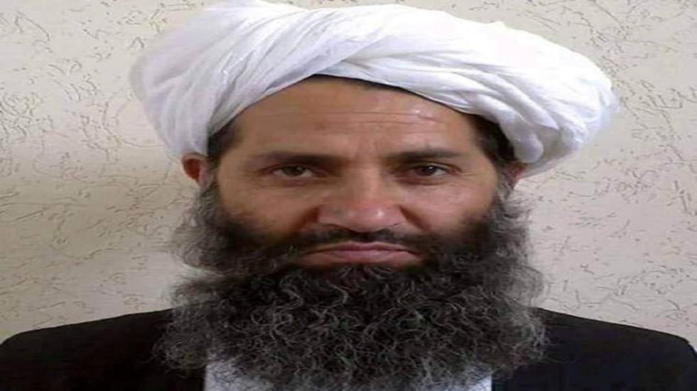 زعيم حركة طالبان الأفغانية، هيبة الله أخوند زاده