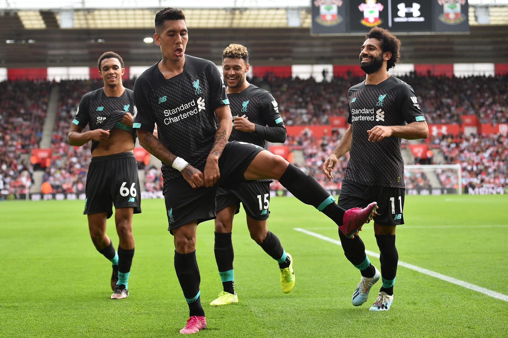 ليفربول يقتنص الفوز من أرض ساوثهامبتون في