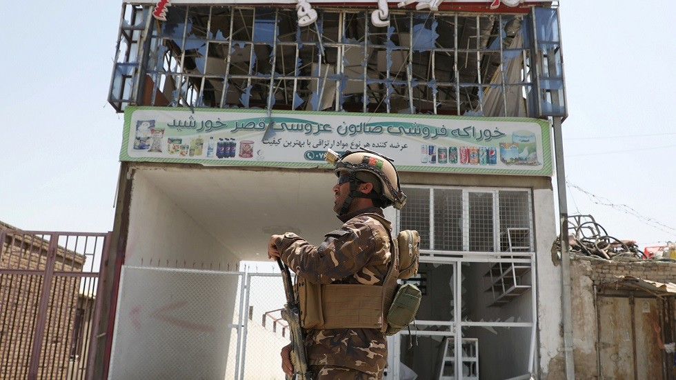 عشرات القتلى والجرحى جراء تفجير يستهدف عرسا في كابل