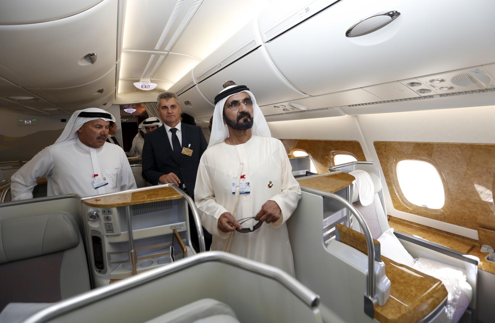 اسكتلندا تنصح حاكم دبي بعدم توسيع مقره الريفي
