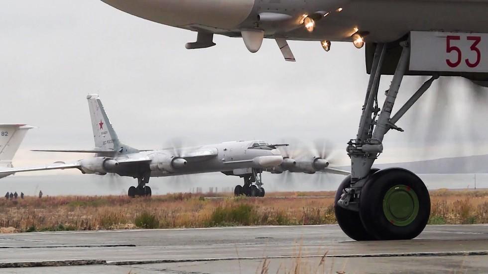 شويغو: تحليقات قاذفاتنا الاستراتيجية نشاط اعتيادي وليس تنمرا على الأمريكيين