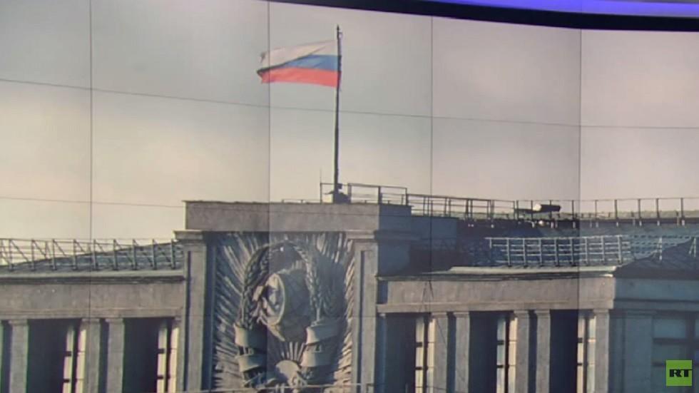 تدخل خارجي بانتخابات روسيا المحلية