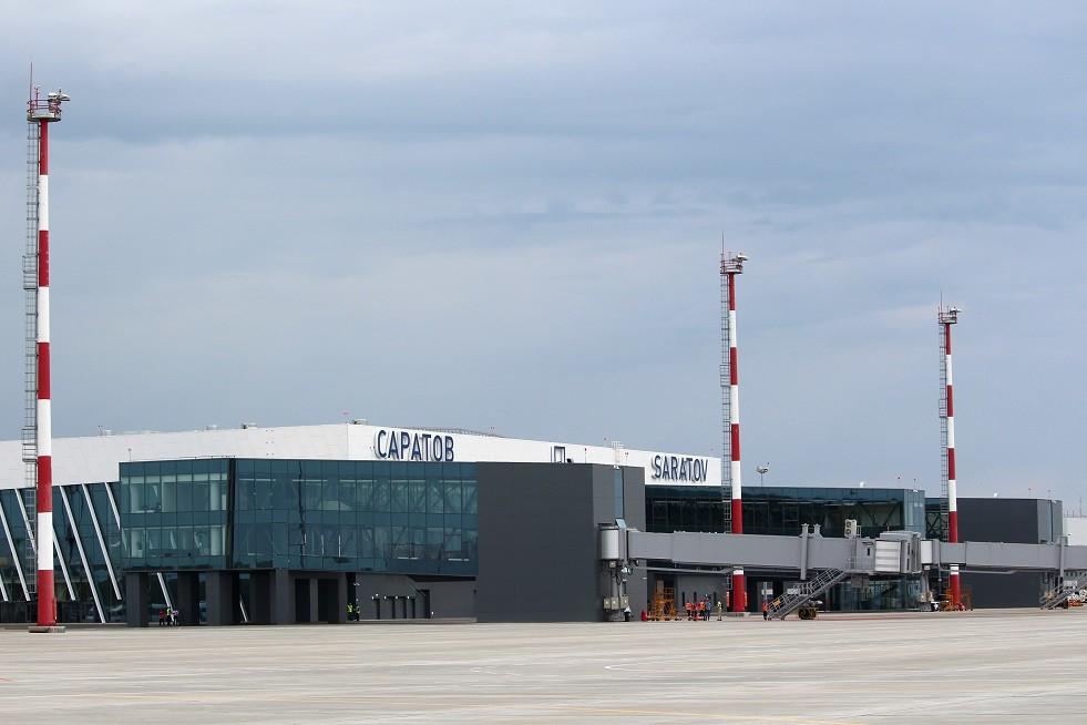 روسيا.. مطار ساراتوف الجديد يستقبل أول طائرة