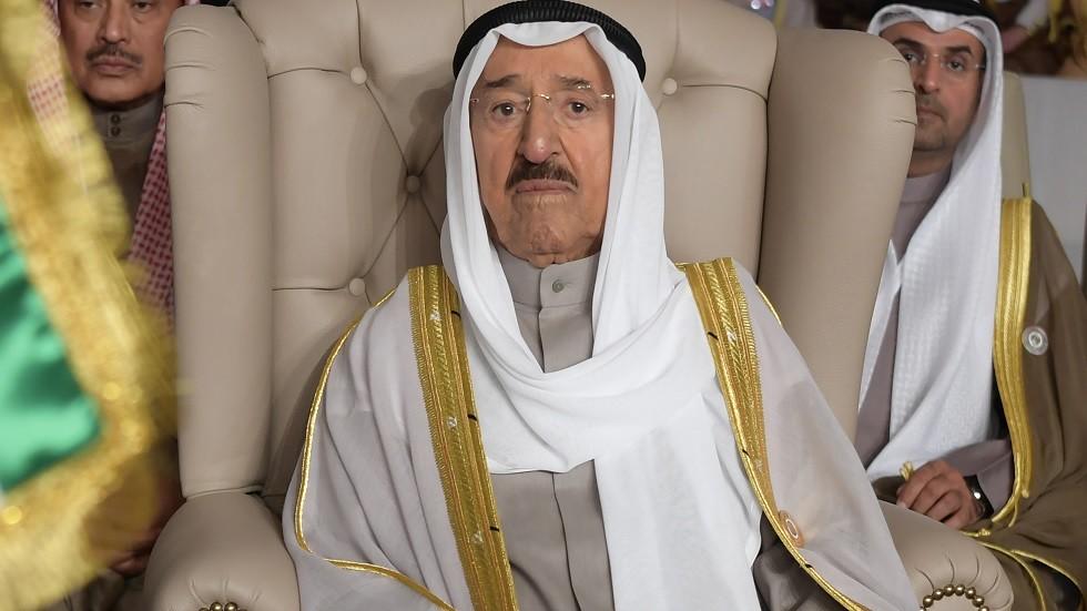 رئيس مجلس الأمة الكويتي يوضح مسألة الوضع الصحي لأمير البلاد