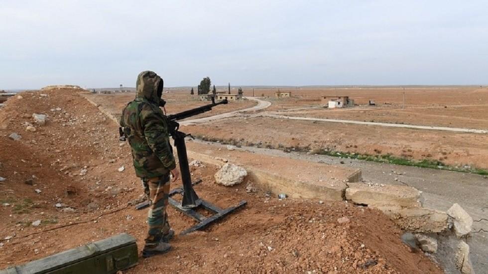 مصدر عسكري لـ RT: الجيش السوري يدخل مدينة خان شيخون في ريف إدلب