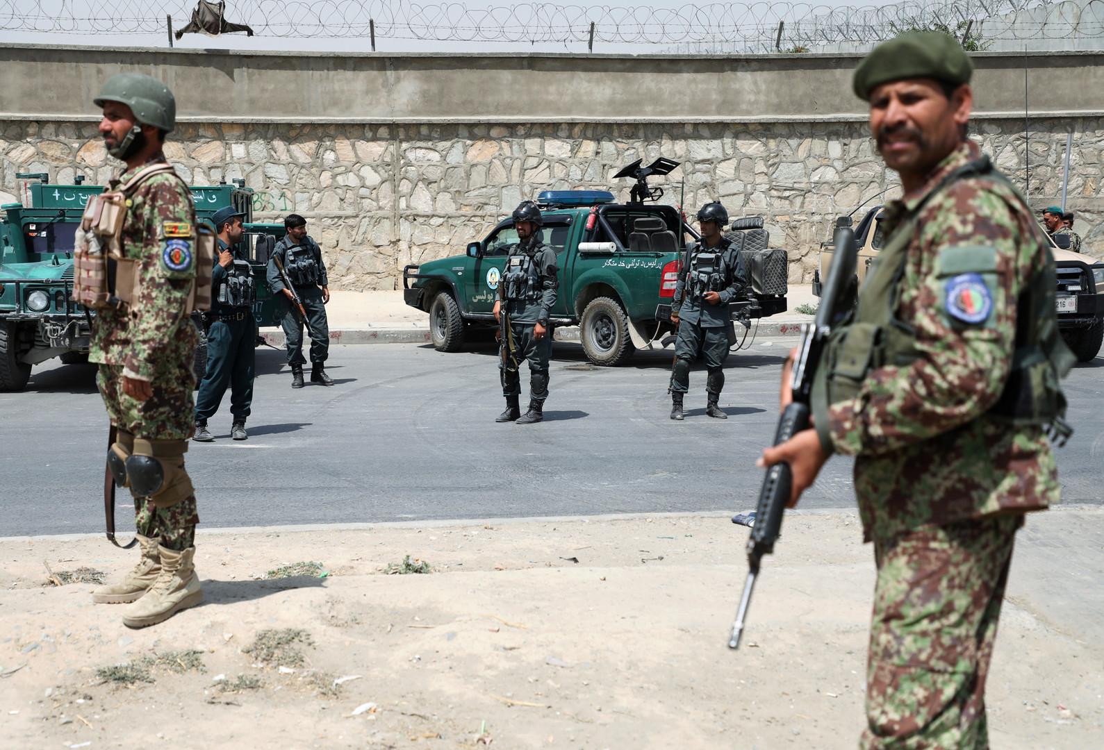 طهران تنفي أي نيّة لها للتفاوض مع واشنطن حول أفغانستان