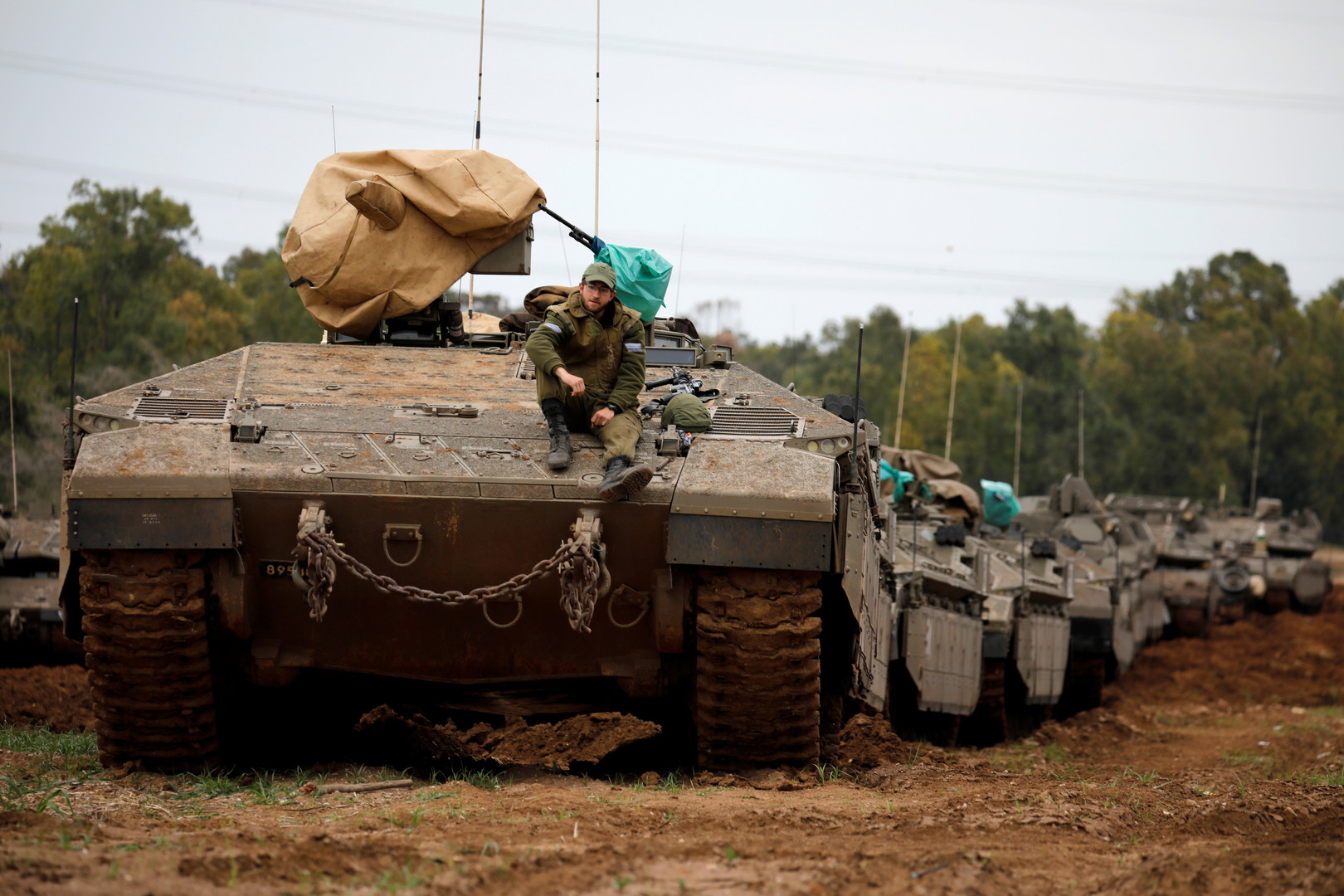 إسرائيل: نستعد لعملية عسكرية واسعة محتملة في غزة