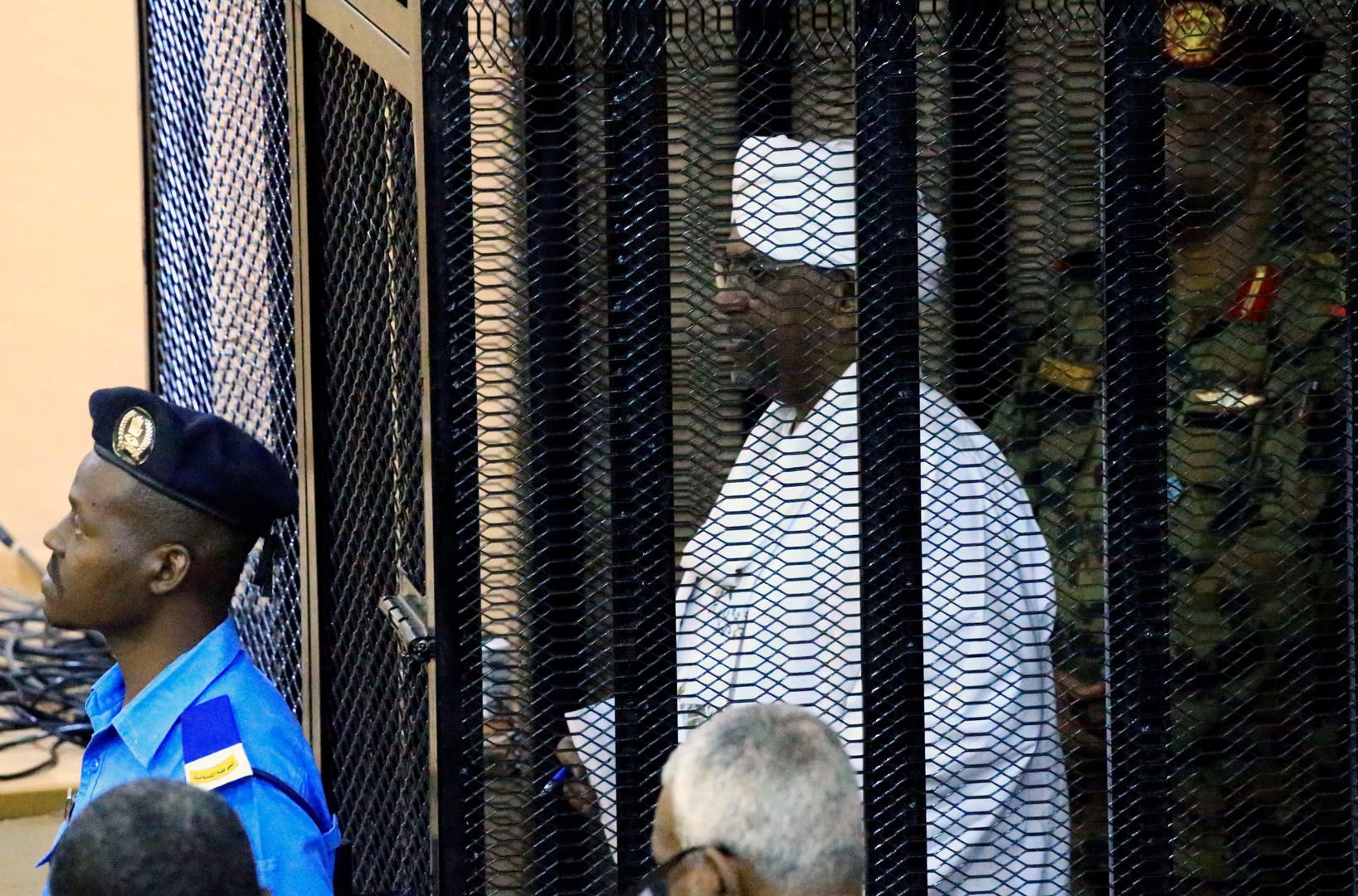 الأقوال الأولى للرئيس السوداني المعزول عمر البشير