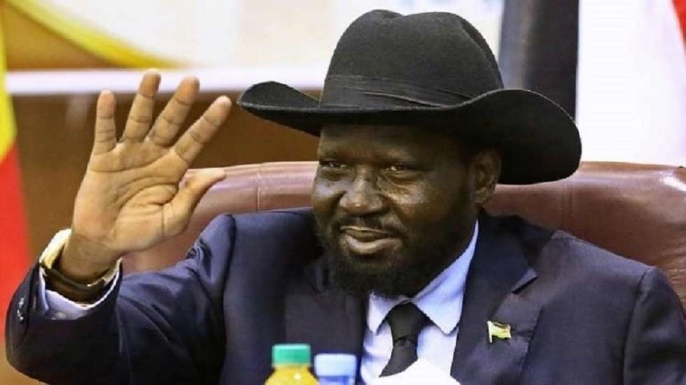 سلفا كير رئيس جنوب السودان