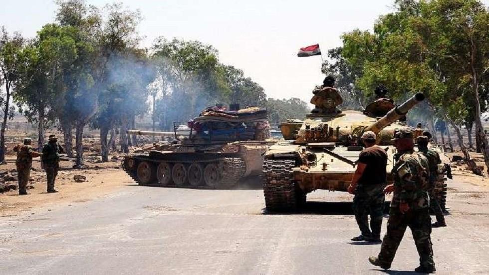 مصدر عسكري لـ RT: الجيش السوري ينتشر في بعض أحياء خان شيخون الشمالية