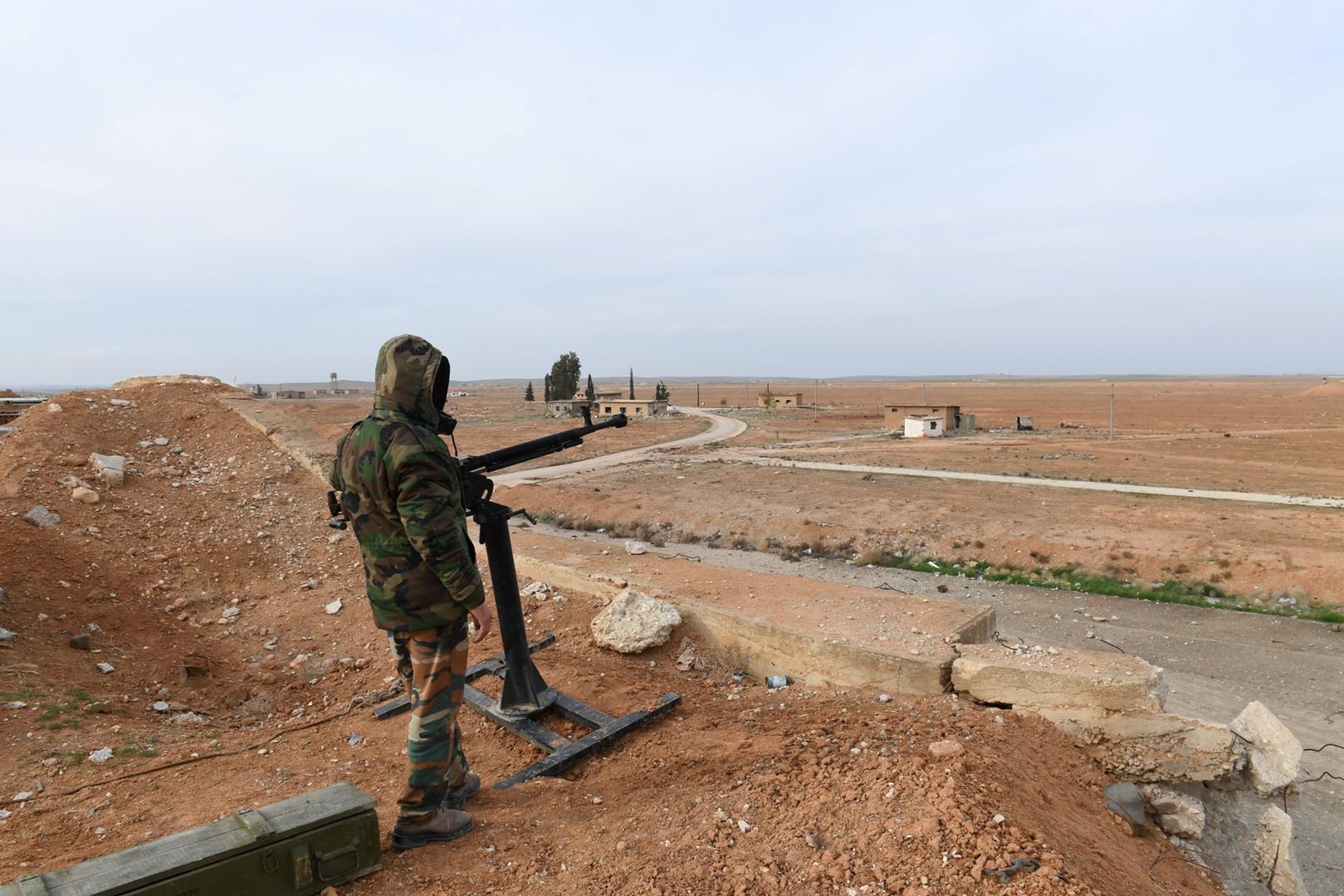 المسلحون ينسحبون من خان شيخون وقرى وبلدات في ريف حماة