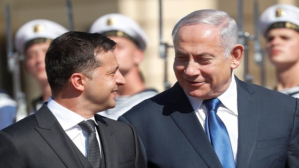 زيلينسكي: أوكرانيا يمكنها أن تتعلم من إسرائيل