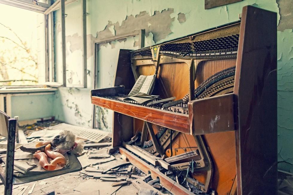 سلام مسافر يكتب: كنت في تشيرنوبل (2)