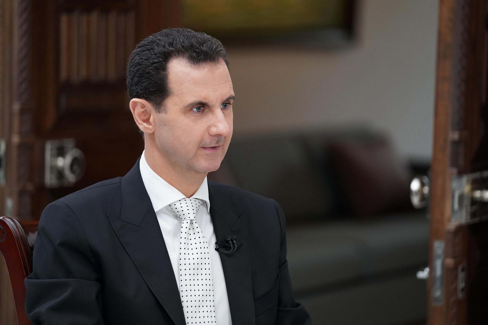 الرئيس السوري بشار الأسد- أرشيف