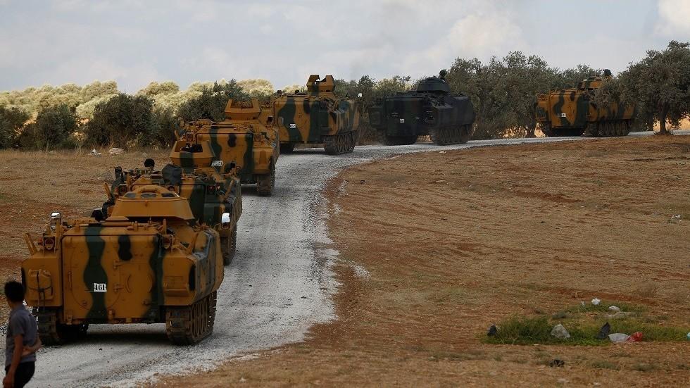 تركيا استخدمت سلاح سوتشي -
