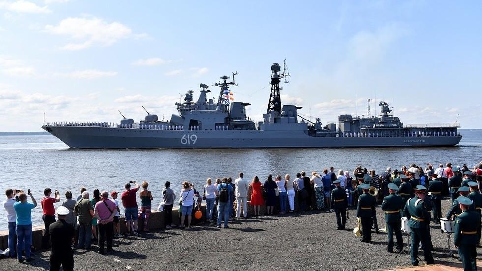 هل حقا يتراجع الأسطول الروسي من قوة عالمية إلى قوة إقليمية؟