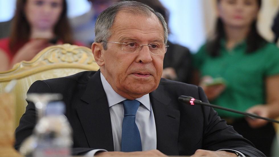 لافروف: عسكريونا على الأرض في سوريا وسنرد بحزم على أي اعتداء من الإرهابيين