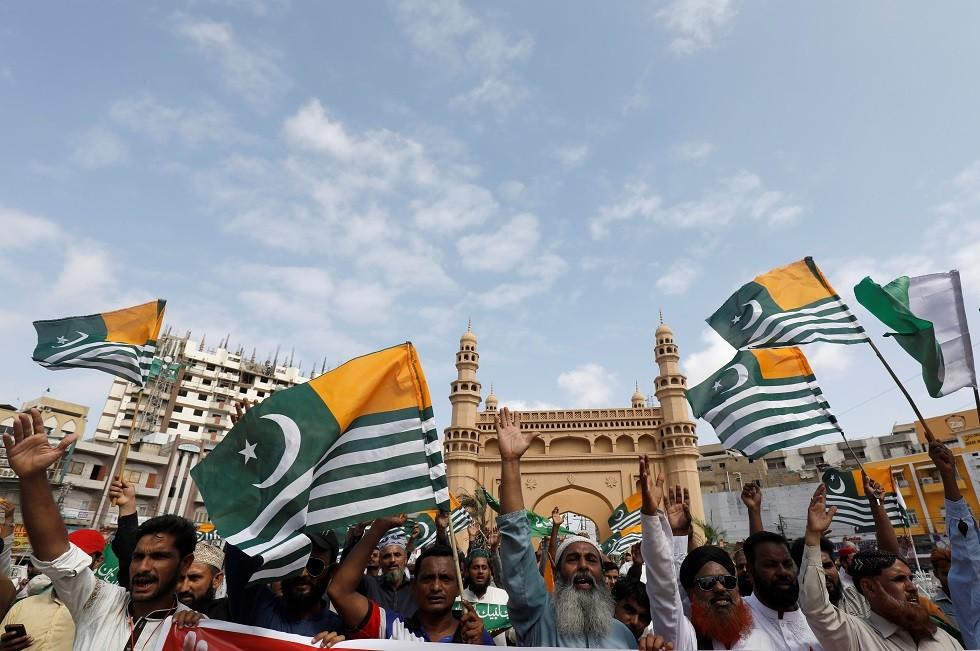 باكستان تحيل ملف كشمير إلى محكمة العدل الدولية