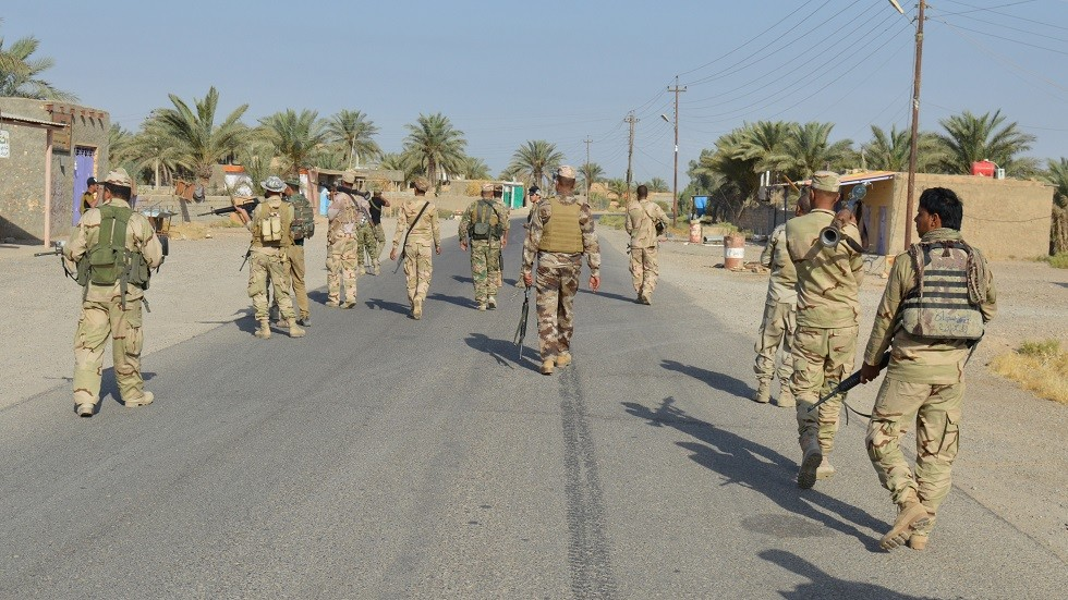 الجيش العراقي في الأنبار غربي البلاد - أرشيف
