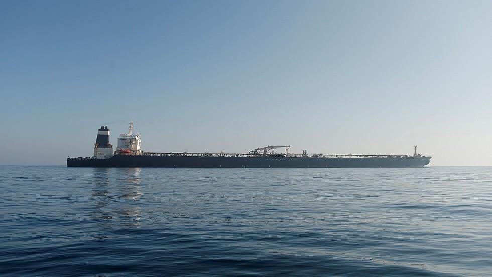 بومبيو يتوعد بمنع ناقلة النفط الإيرانية من تسليم حمولتها إلى سوريا بكل السبل