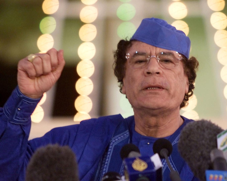 الزعيم الليبي الراحل ومغزى