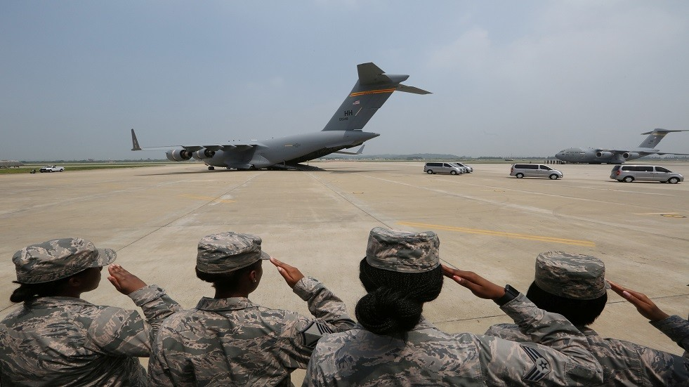 مفاوضات بين سيئول وواشنطن بشأن دفع فاتورة القوات الأمريكية بكوريا الجنوبية