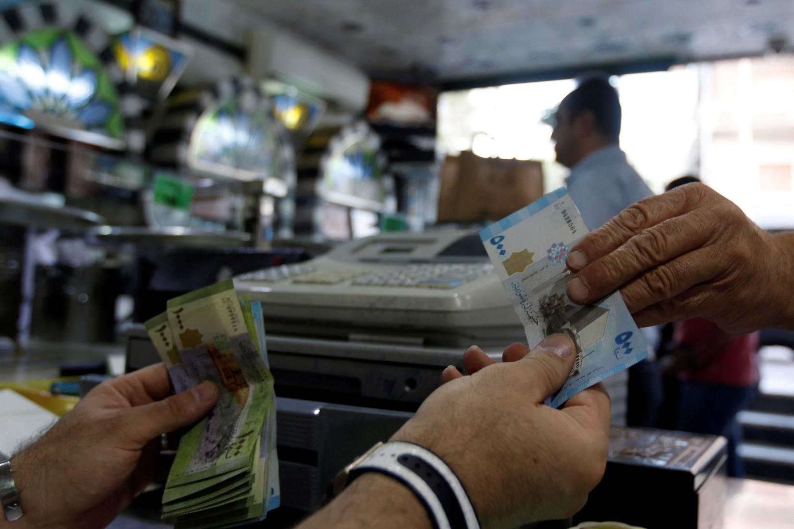 سوريا.. التضخم في 2018 يسجل أدنى مستوى خلال الحرب